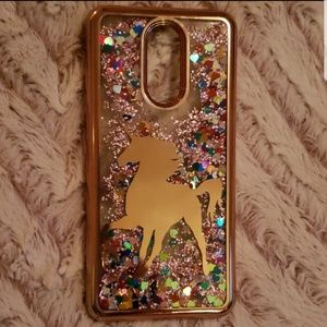 Accessories - Quick sand phone case for  Stylo 03